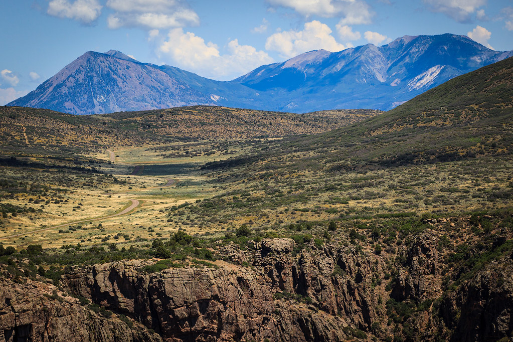 Black Canyon Of The Gunnison National Park Southwestern Colorado Around Guides