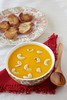 Thumbnail image for Pumpkin Bell Pepper Lentil Soup With Cashews