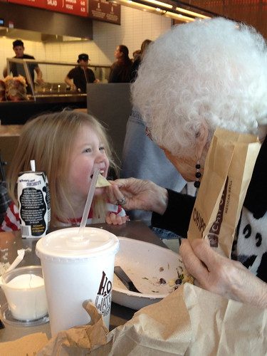 grandma maryann