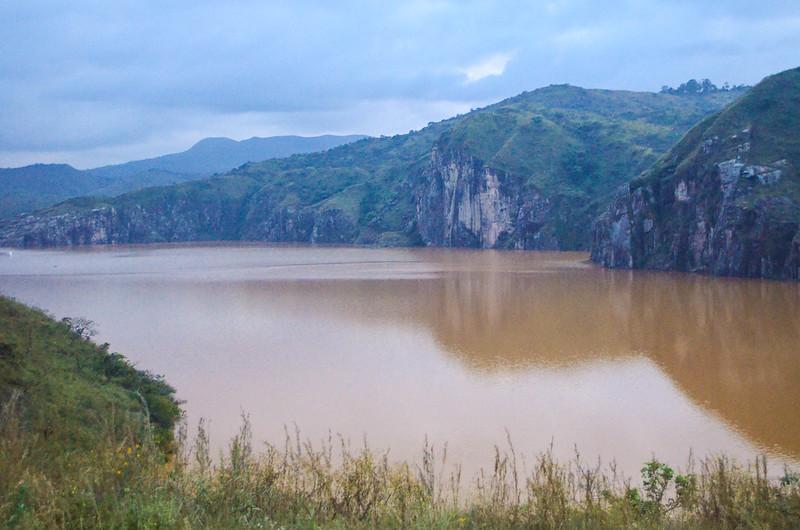 Lake Nyos, Cameroon