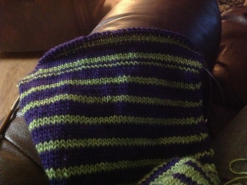 extra rows by gradschoolknitter