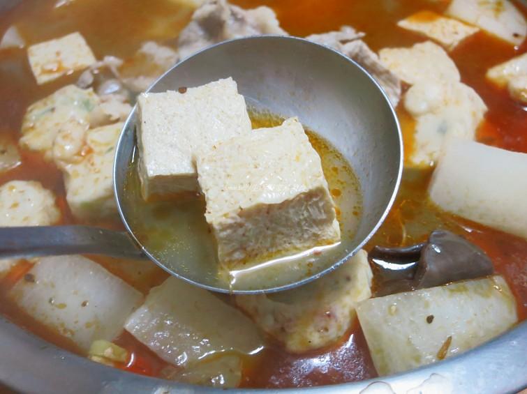 寒天,寒天鍋,海藻,珊瑚草,簡易麻辣鍋,膠原蛋白,膠原蛋白鍋底,麻辣鍋 @Amanda生活美食料理