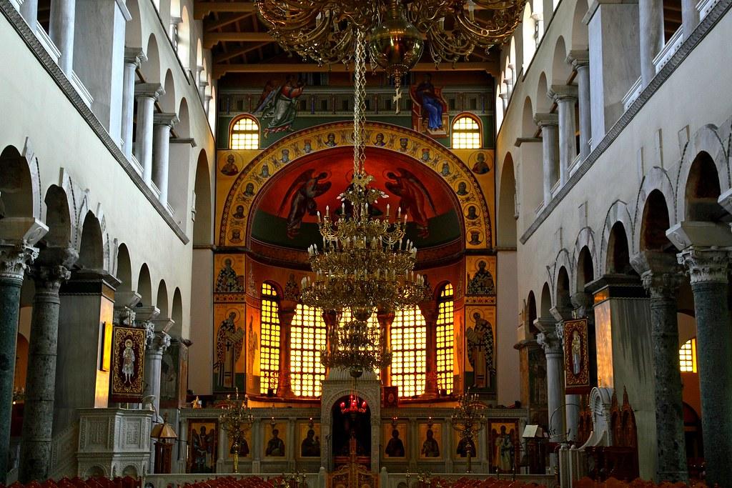 Thessalonique - Eglise Agios Dimitrios