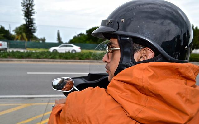 Harley Davidson Biker dude