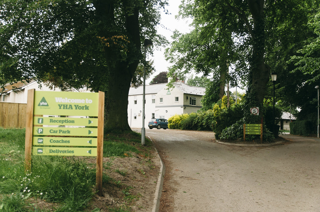 YHA England and Wales | YHA York | Big Blog Exchange 2013