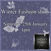 Sascha Winter Fashion Show