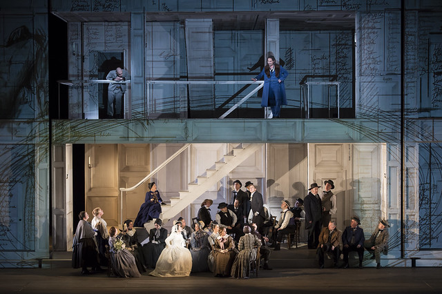The Royal Opera Don Giovanni © ROH / Bill Cooper 2014