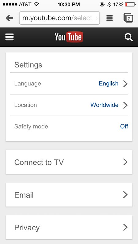 How To Watch YouTube On Your TV Using Your iPhone Or Android