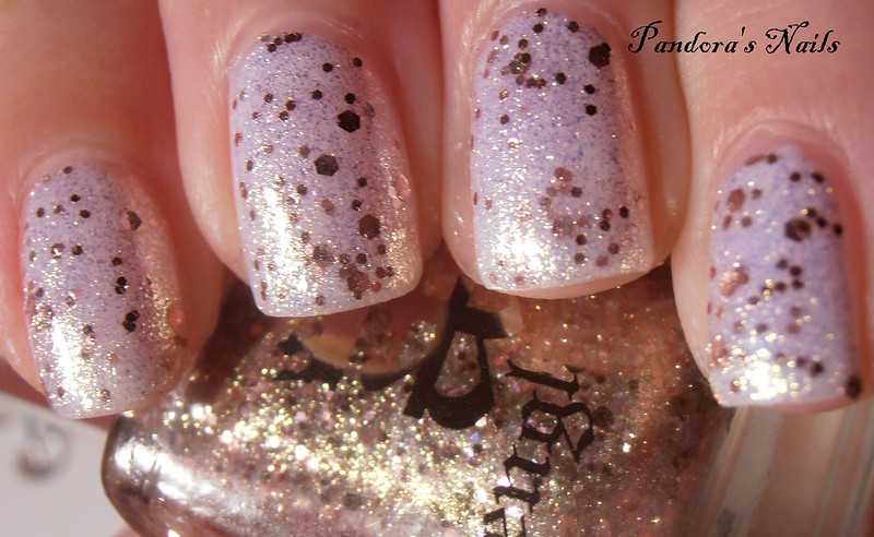 a-england she walks in beauty over picture polish white wedding