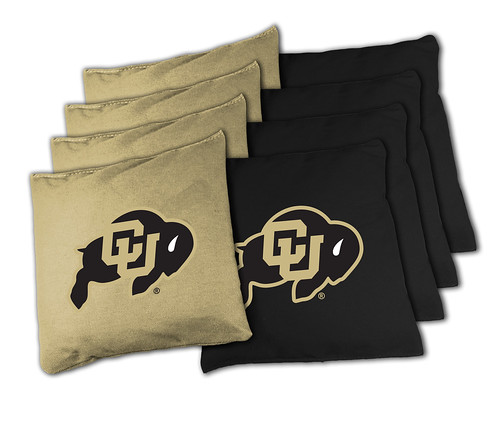 Colorado Buffaloes Cornhole Bags
