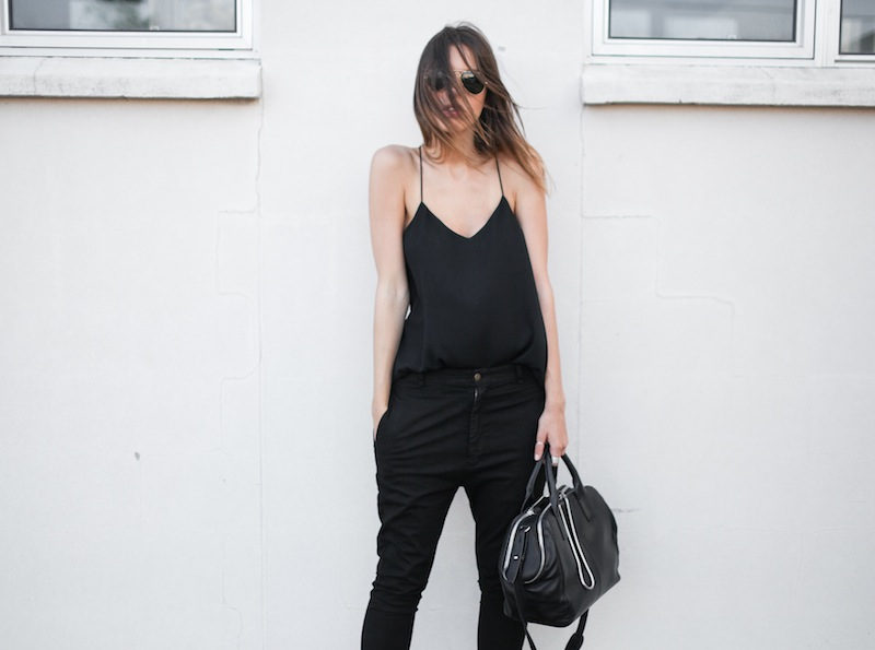 modern legacy fashion personal style blog australia street bassike camilla and marc all black tibi heels alexander wang jamie chain tote bag workwear (8 of 10)