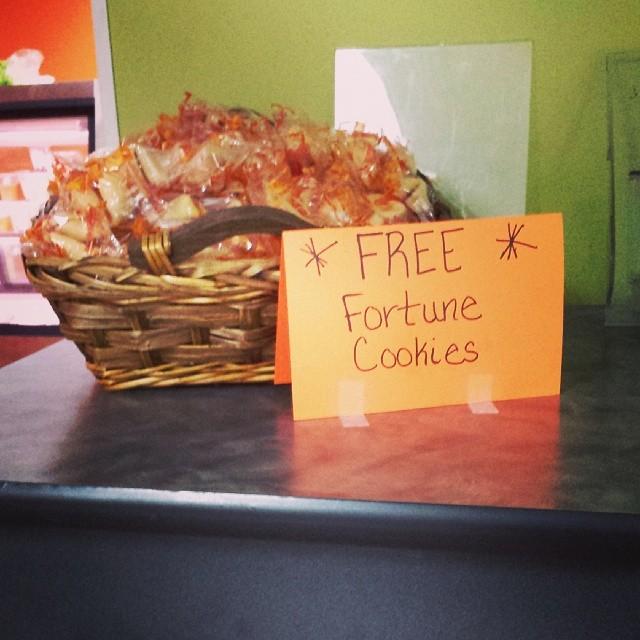 Free Fortune Cookies #free #cookies