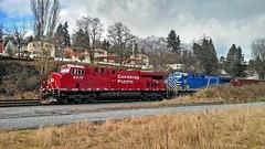 BNSF U-FTEEPP Crude Oil Train