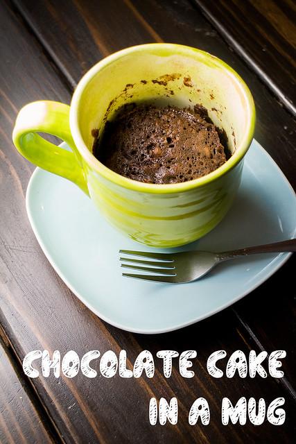 Chocolat-Cake-In-a-Mug