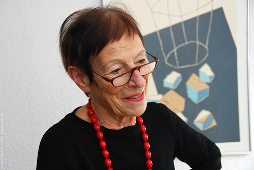 Ceramic artist Barbara  Holtmayer