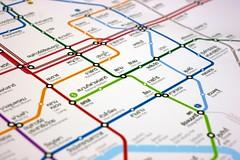 Future Bangkok MRT Map (printed)