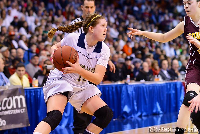 CIAC Class LL Girls Basketball Finals