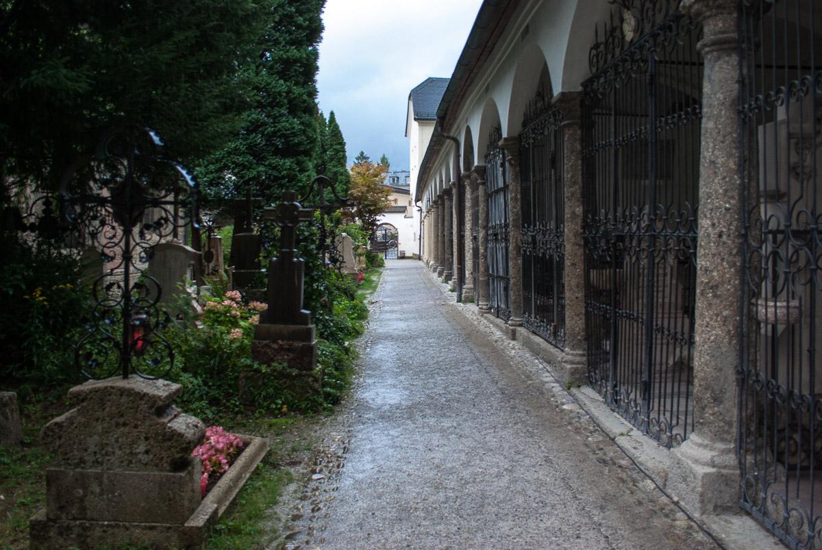 Petersfriedhof - Salzburgo