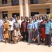 Developing community-based climate smart agriculture through participatory action research in benchmark sites in West Africa