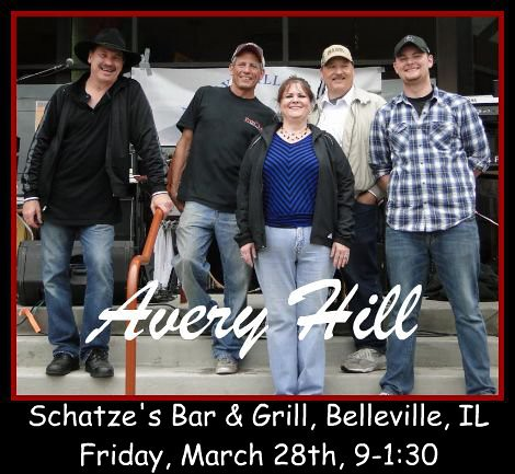 Avery Hill 3-28-14