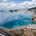 Geyser at Yellowstone by m01229