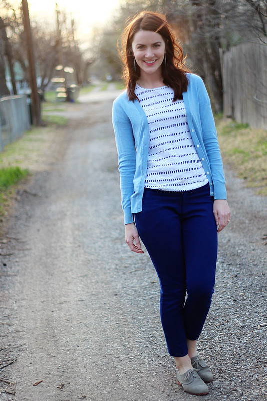 blue-pants-blue-sweater-patterned-shirt3