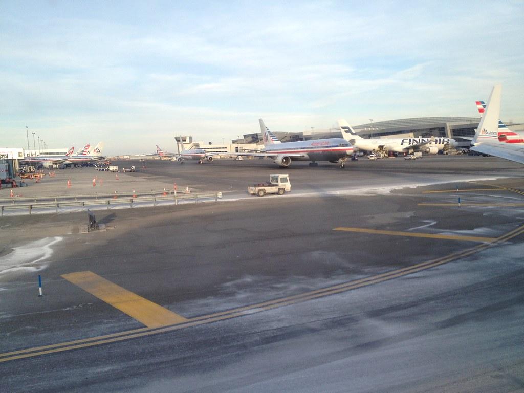 Avis Du Vol American Airlines New York Seattle En Premiere