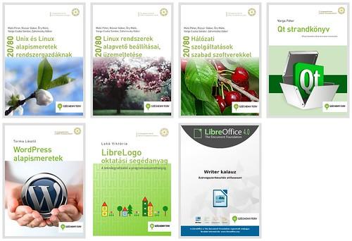 E-Közigazgatási Szabad Szoftver Kompetencia Központ tankönyvek
