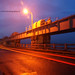 Traffic rays at dowleswaram barrage