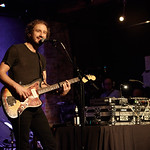 At City Winery NYC on 4/11/14 with special guests. Photo by Gus Philippas
