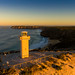 Cape Spencer lighthouse by leemerchant