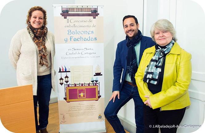 Regresa el Concurso de Embellecimiento de Balcones y Fachadas