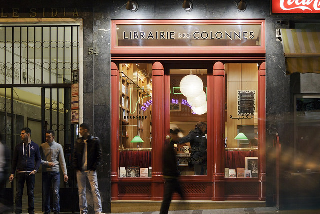 Librairie Les Colonnes