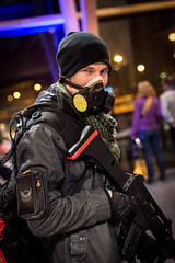 The Division cosplay
