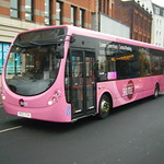 Reading Buses No. 163, registration No. RE63 EOH.