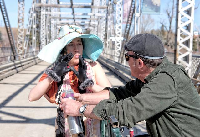Last Fling On The Old Inglewood Bridge