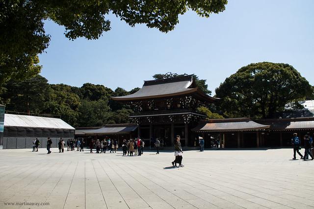 Meiji-Jingu, Shibuya