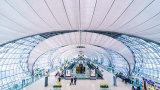 Airport Departure Gates