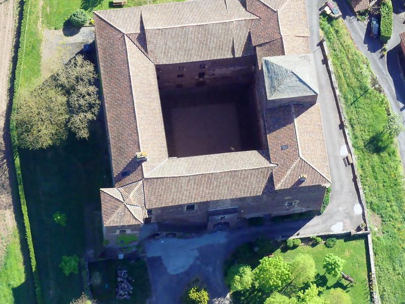 Castillo de Saint-Izaire