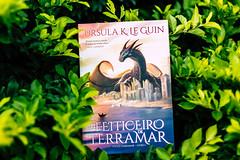 O Feiticeiro de Terramar, de Ursula K. Le Guin
