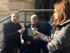 Andrea Michelazzi e Rita Bernardini