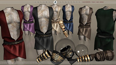 .ET. Alexanders Tunic and Armor
