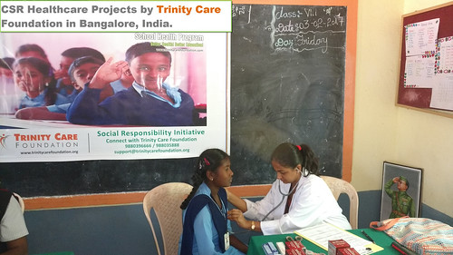Corporate Social Responsibility Projects India