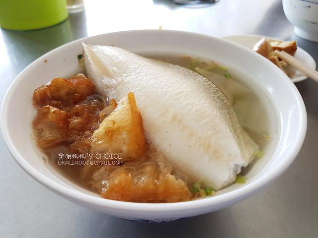 台南人早餐虱目魚粥