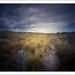 Colour Pinhole  Ross Sands by Jeff Teasdale