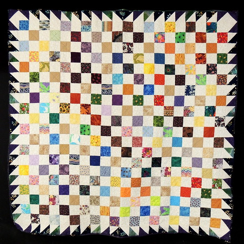 Checkerboard Picnic Quilt