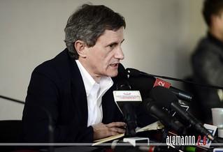 Conferenza stampa elezioni comunali 2013