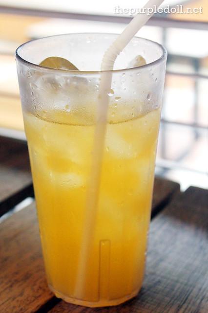 Fresh Dalandan Juice P90