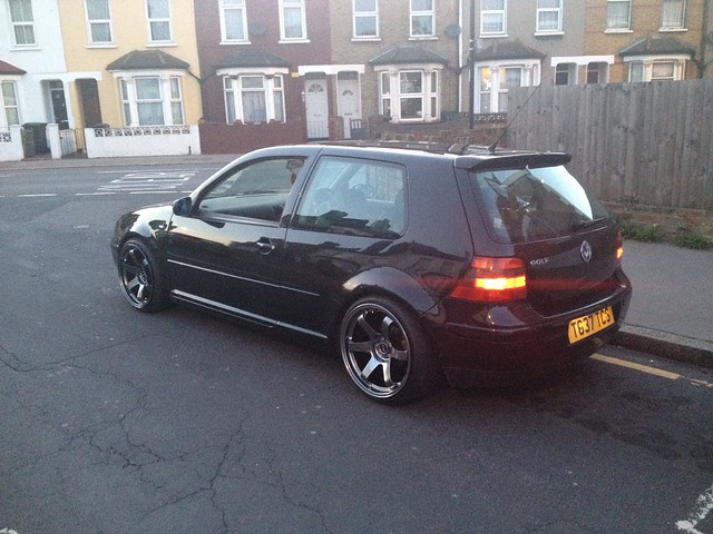 Just another mk4 golf among the 1000's 8967341652_75e9408f72_z