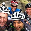 And then there were 4.  Bad luck for you... missing the inaugural MCMTB ride. What a hoot!